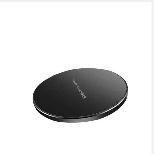 QI Round Wireless Power Charger Pad With Indicator