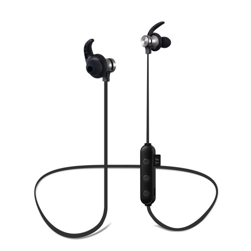 XT-22 Magnetic BT Earphone  MP3 Player 2 in 1