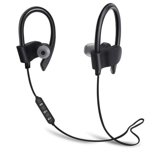 Wireless BT 4.1 Sweatproof Earphone for Sport Gym Fitness 4Dec
