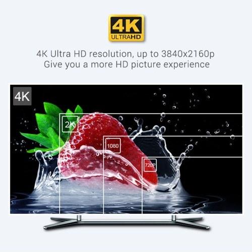 MECOOL KM9 Smart TV Box HD Set Top Box Android 9.0 Dual Band WiFi Bluetooth 4.1 Amlogic S905X2 Quad Core 4G+64G DDR4 Supporting 4K H.265 VP9 HD Videos