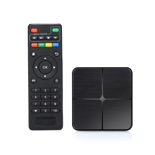 T96 Mini Inteligente Android 7.1 TV Box RK3229 Quad Core 4 K 1080 P Set Top Box VP9 H.265 HDR10 1 GB / 8 GB DLNA Wi-fi LAN HD Media Player Plug UE