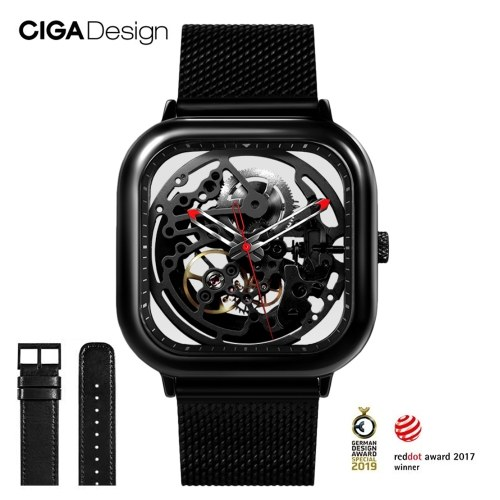 Xiaomi youpin CIGA Design Hollowed-out Automatic Mechanical Watch