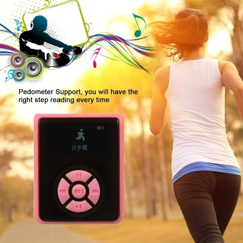 IPX7 Waterproof MP3 Player 4GB Music Player with Headphones FM Radio for Swimming Running Diving Support Pedometer фото