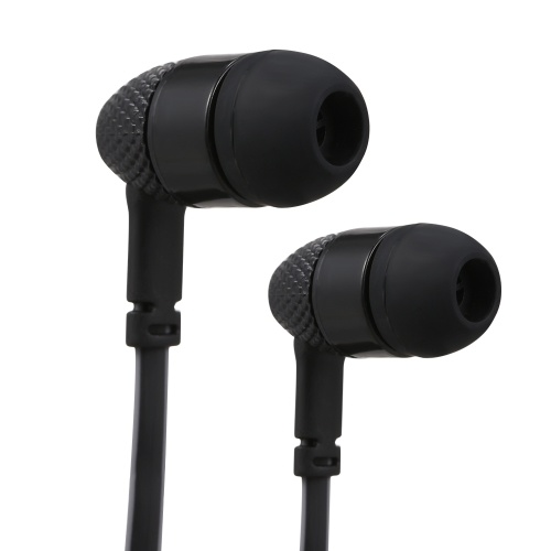 3.5mm Wired Headphones In Ear Earbuds Music Smart Phone Earphone Headset with Microphone