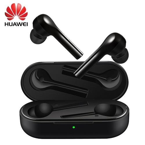 HUAWEI FreeBuds True Wireless Bluetooth Наушники с сенсорным управлением Наушники с двойной микрофонной спортивной гарнитурой IP54 Водонепроницаемый пылезащитный