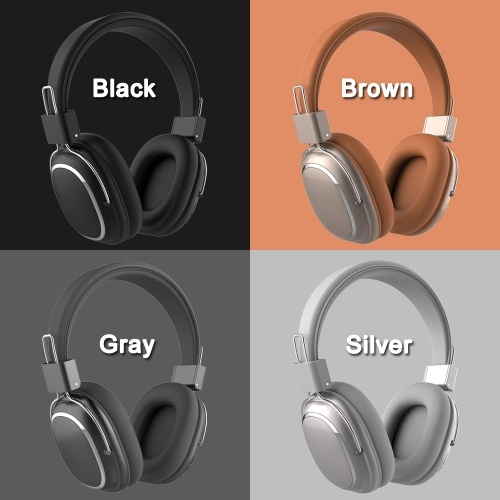 SD-1004 Wireless Headset Over-Ear Headphones Bluetooth 5.0 Earphone with Microphone Volume Control Game Sports Headsets