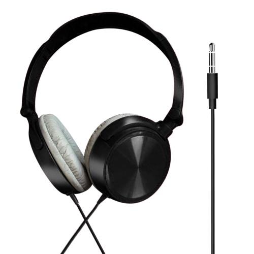 3,5-mm-Headset Professioneller Plug-and-Play-Kopfhörer für Computer und Mobiltelefone