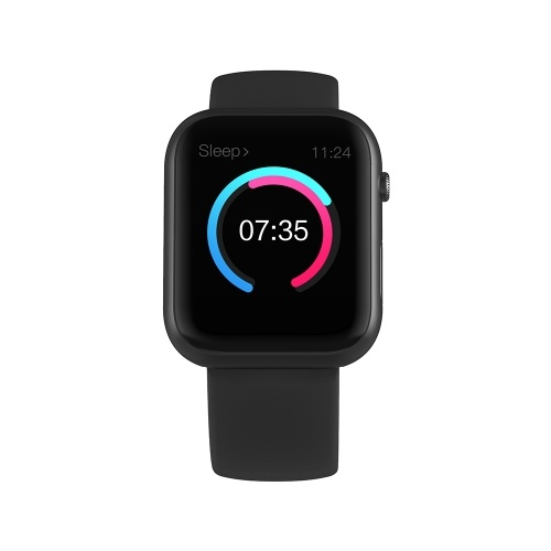 Reloj inteligente SX16 Pantalla táctil Pulsera impermeable Pulsera deportiva