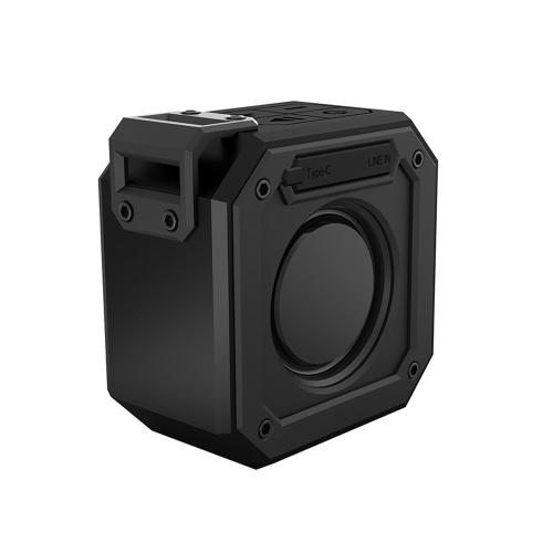 X1 Outdoor IPX7 Waterproof Speaker Wireless Bluetooth Speakers TWS Stereo Sound Box 10W Subwoofer Support TF Card AUX IN with Mic Rechargeable Battery