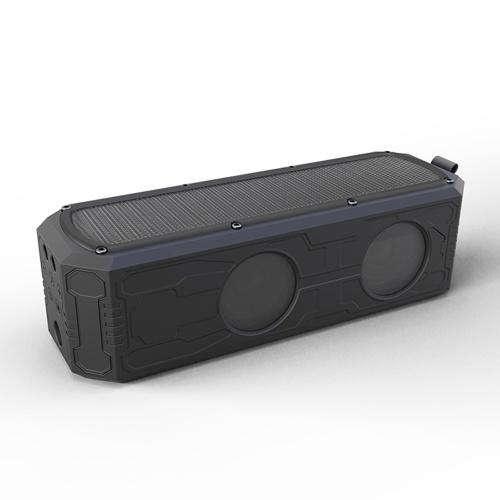 ES-T62 Солнечные Bluetooth-динамики Открытый динамик Водонепроницаемый противоударный AUX IN Солнечная зарядка SOS фонарик громкой связи с микрофоном