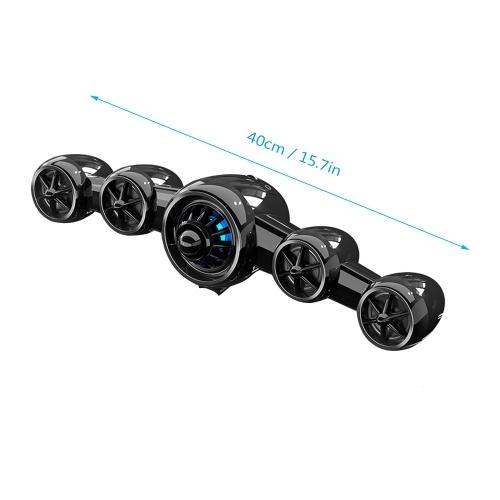 D-219 USB Desktop Computer Speaker Mini Aircraft Shape AUX Soundbar Home Subwoofer Stereo Sound Speaker