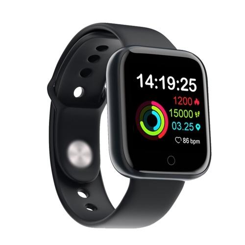 Reloj inteligente GM20 Pantalla a color BT Sports IP67 Impermeable Reloj Pasos para contar Presión arterial Monitoreo del ritmo cardíaco Reloj deportivo