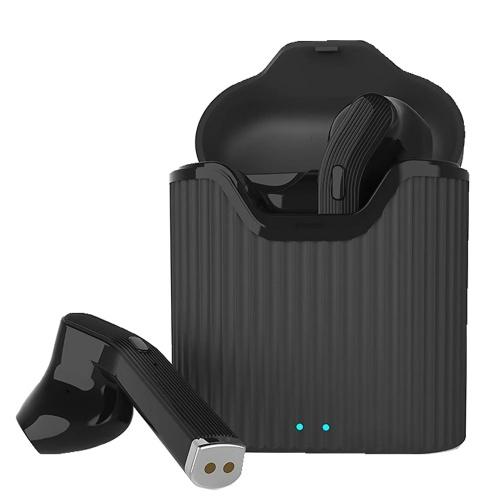 H19T TWS Écouteurs Mini Portable True Wireless Headphones Bluetooth 5.0 Écouteurs Écouteurs intra-auriculaires avec chargeur micro pour iOS Android