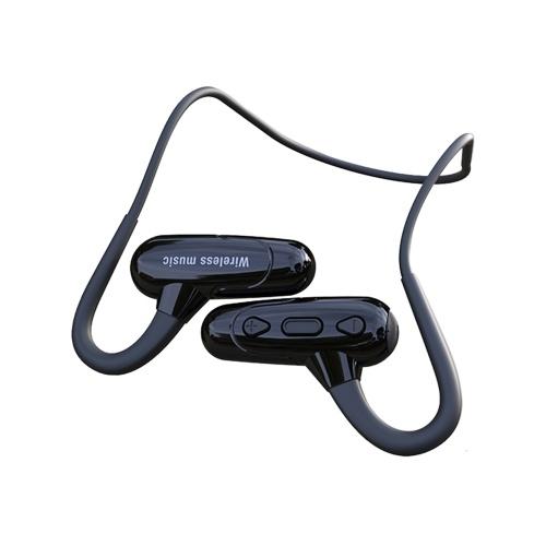 SM508 Sport Bluetooth-Kopfhörer Drahtloses Headset IPX5 Wasserdichter laufender Kopfhörer mit 16 GB Speicher-Ohrbügel