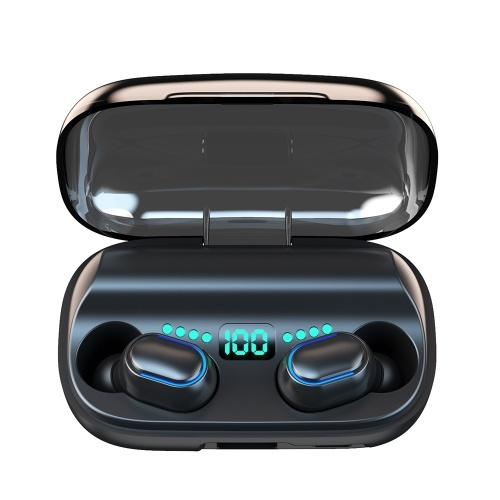 T11 TWS Fone de ouvido sem fio estéreo BT BT fone de ouvido de alta fidelidade 9D esportes