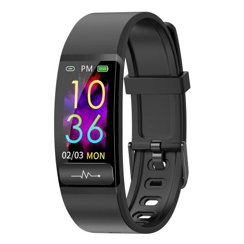 M8 Intelligent Bracelet Body Temperature Health Monitoring Electrocardiogram Analysis IP67 Waterproof Sport Tracker