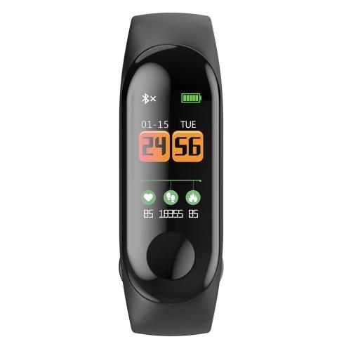 M3C Intelligent High Definition Color Screen Health Monitoring Bracelet Multi-Function Waterproof Bracelet