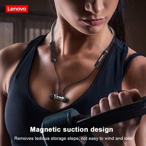Lenovo Lenovo XE05 Wireless BT Earphone BT5.0 In-ear Headset IPX5 Waterproof Sport Earbud with Noise Cancelling Mic