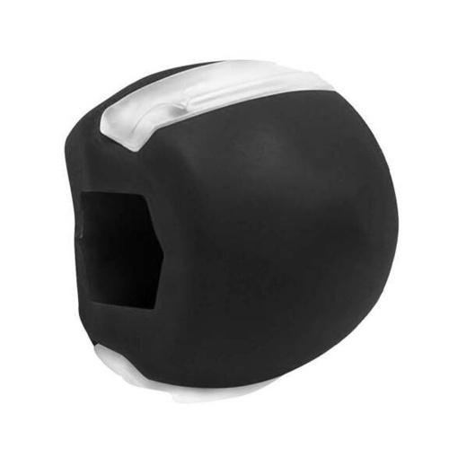Exercitador de mandíbula Toner facial de mandíbula Definir o contorno da mandíbula Bola de exercício de tonificação do pescoço Bola de fitness para levantamento de rosto Eliminador de queixo duplo emagrecimento