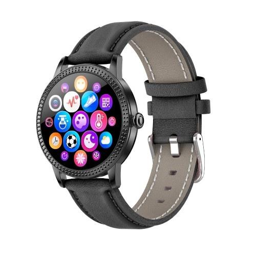 CF18P Smart Watch 1,08 Zoll TFT-Bildschirm IP67 Wasserdichtes Armband Sport Armband Herzfrequenz Schlafmonitor Blutdruck Männer Frauen Fitness Tracker