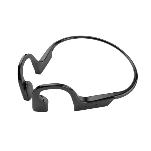 X1 Bone Conduction BT Headset Waterproof Sweatproof Lightweight Ear Hanging Design Sports Headphone