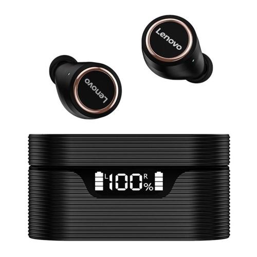 Lenovo LP12 TWS Drahtloser Kopfhörer Bluetooth 5.0 Stereo-Kopfhörer Rauschunterdrückung Bass IPX5 Wasserdichte Headsets