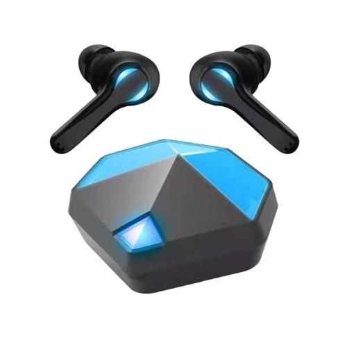 True Wireless Stereo Earphones BT Headphones with Mic Wireless In-ear Earbuds Touch...