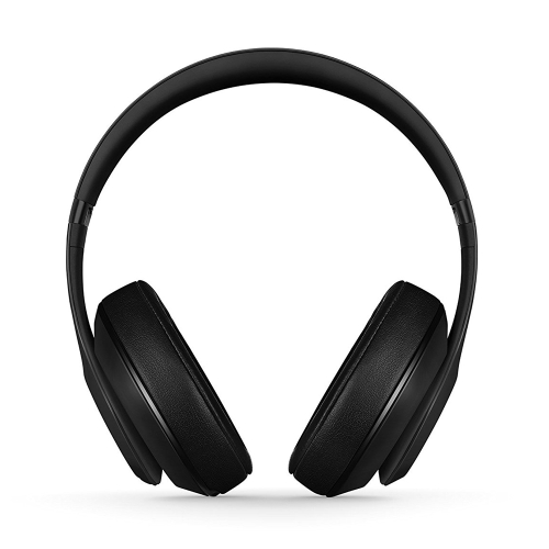 Beats Studio Wireless BT On-ear Headphones Support APT-X Stereo Bass Earphones w/Mic Hands-free Calls Music Gaming Headset Black
