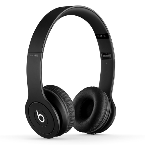 (Segunda mão) Beats Solo HD Wired On-Ear Headphone