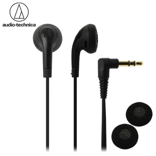 audio-technica ATH-C555 3,5-mm-Kopfhörer mit 1,2 m Kabellänge Dynamischer Kopfhörer für Tablet-Laptops mit 3,5-mm-Schnittstelle für Android und iOS