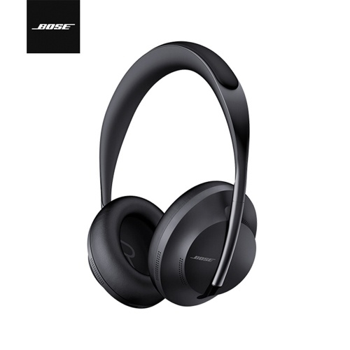 Bose 700 Noise Cancelling Kopfhörer Bluetooth Over Ear Headset Schwarz
