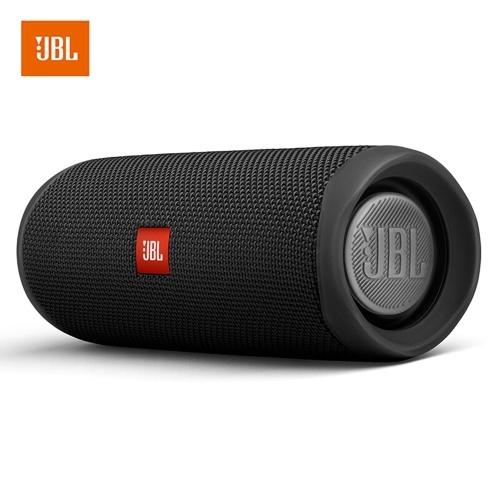 JBL FLIP5 Tragbarer Bluetooth-Lautsprecher Mini Wasserdichtes, kabelloses Stereo-Pairing USB-Aufladung für Reisen zu Hause im Freien