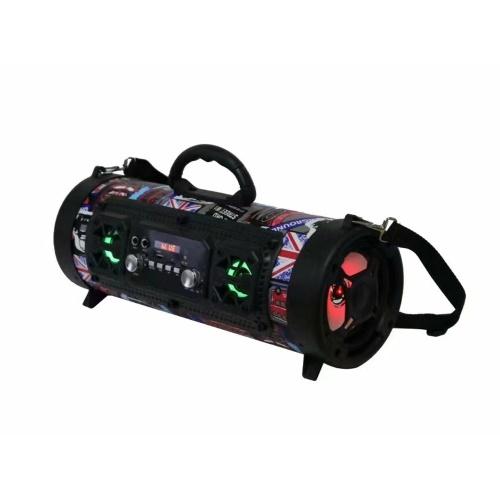 M17ワイヤレスBTスピーカーショックベース屋外の強力な多機能HiFiステレオスピーカーハンドヘルドサウンドボックス