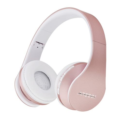 Casque Bluetooth Andoer