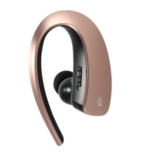 Q2 Bluetooth 4.1 In-ear Stereo Sport Headphone Rose Golden