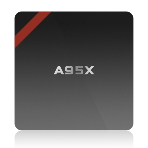 A95X Smart Android 6.0 TV Box S905X 2G/8G US Plug
