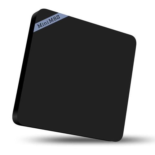Mini M8S II Android 6.0 Amlogic S905X KODI TV Box -2G+16G EU Plug