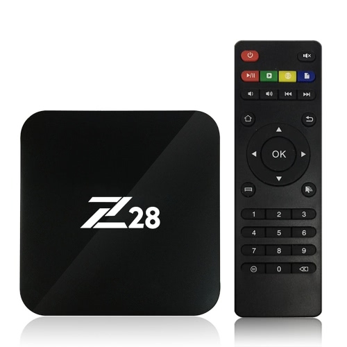 Z28 Android 7.1 TV Box KODI 16.1 RK3328 2G + 16G EU Plug