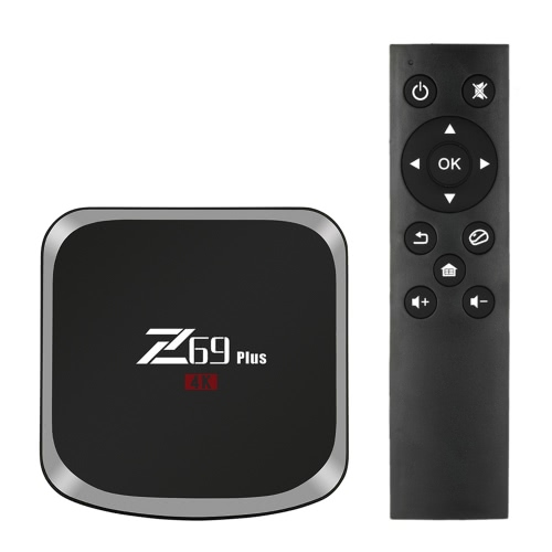 Z69 Plus Smart Android 7.1 TV-Box Amlogic S912 3 GB / 64 GB US-Stecker
