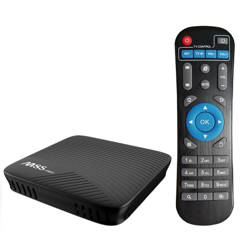 MECOOL M8S PRO Smart Android 7.1 TV Box S912 3GB / 32GB Bluetooth 4.1 US Plug