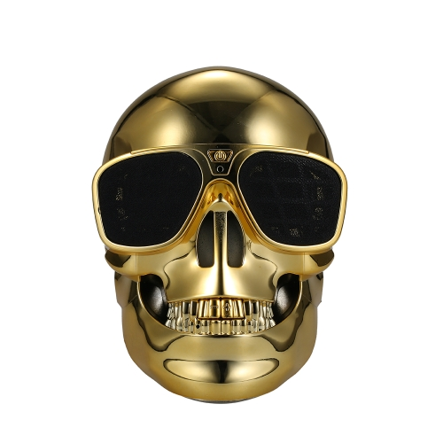 Skull Head Wireless BT Speaker