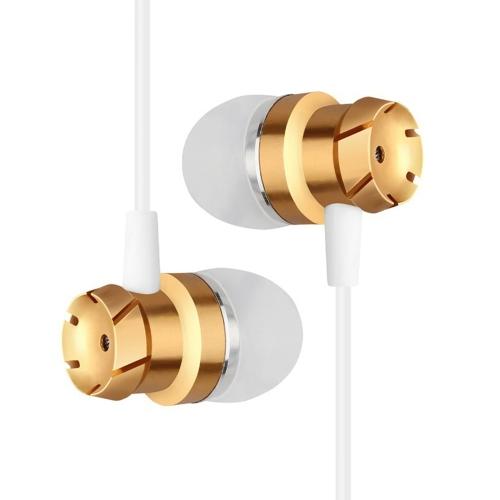 Auricular estéreo con cable de 3