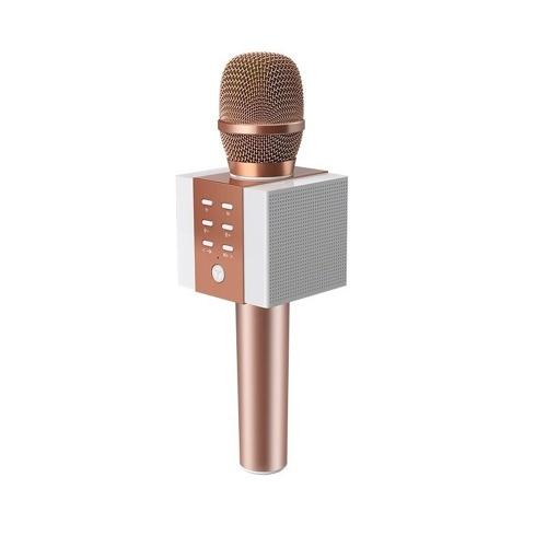 TOSING 008 Microphone sans fil Karaoke Haut-parleur Bluetooth 2 en 1