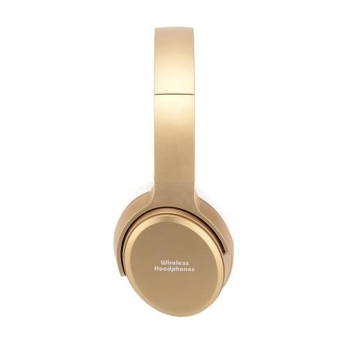 Bluetooth 5.0 Наушники-вкладыши с микрофоном Портативная складная гарнитура Стерео-бас наушники Наушники с регулируемой головкой Слот для TF-карты AUX IN FM-радио