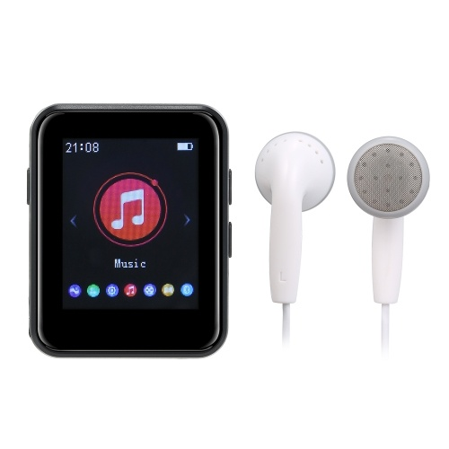BENJIE X1 4GB MP3 Player Full Touch Screen Music Player