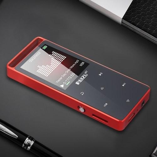 RUIZU D01 HiFi MP3 Player 8G 1.8 inches Touch Button Voice Recorder фото
