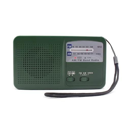 Radio à main solaire