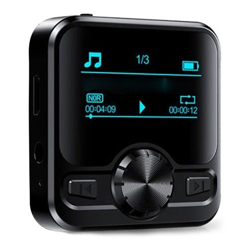 JNN M9 Lecteur MP3 Lecteur de musique numérique portable Radio FM