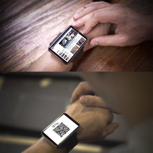 DM100 4G Smart Watch Sports WiFi GPS BT Smartwatch 2.86 Inch Touch Screen