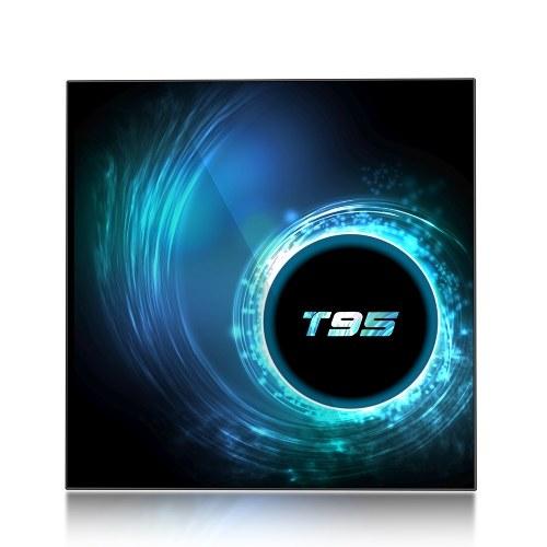 T95 Android 10.0 Smart TV Box Allwinner H616 Quad-core 64 Bit 4K Media Player